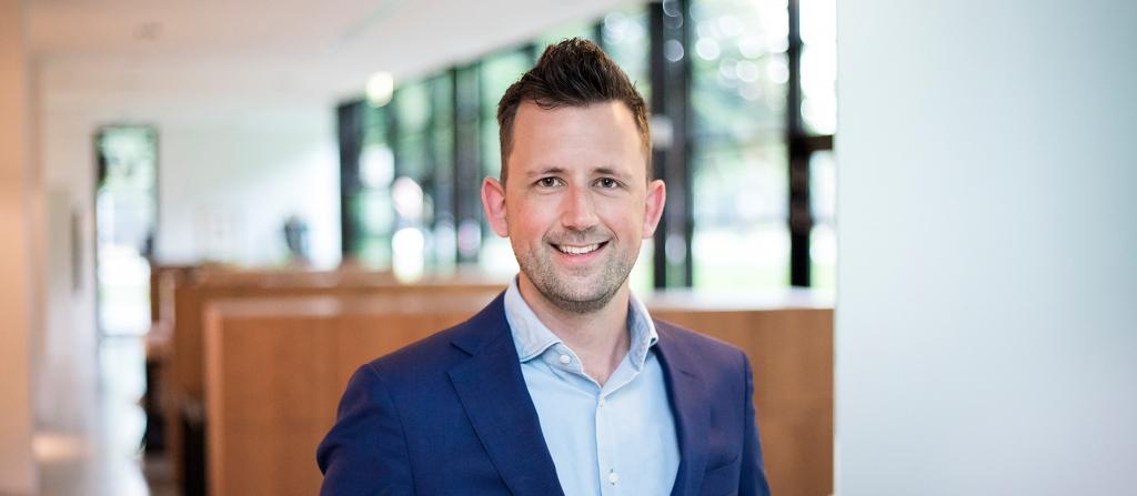 Joost van der kolk adviseur Ten Have Change Management