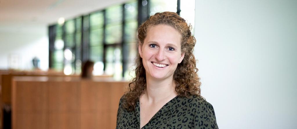 Lisa van Rossum Adviseur Ten Have Change Management