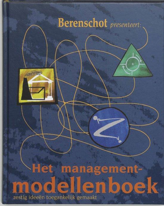 Management modellenboek Ten Have Change Management
