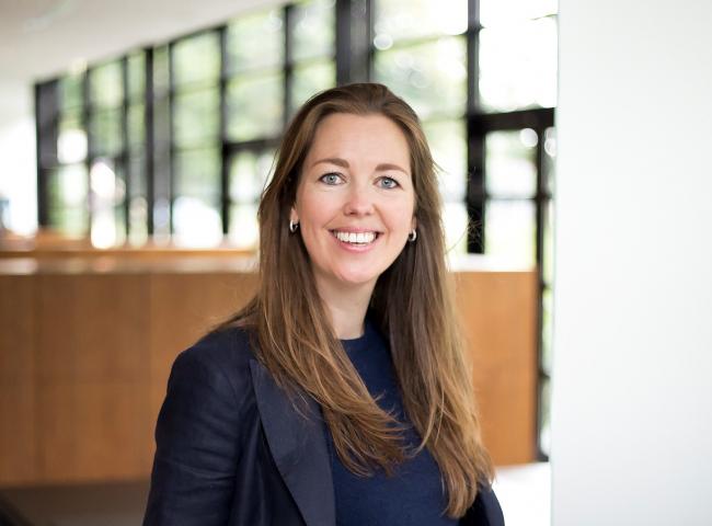 Kim Grinwis TEN HAVE Change Management partner