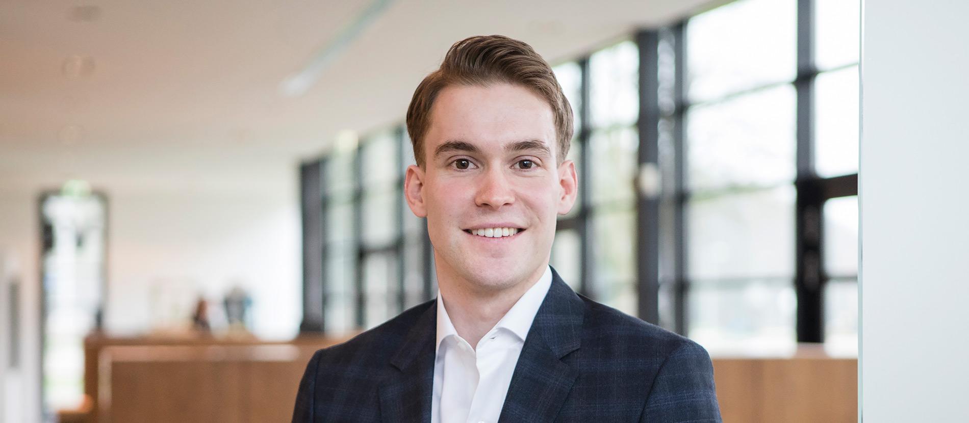 Maarten Hendriks Onderzoeker Ten Have Change Management